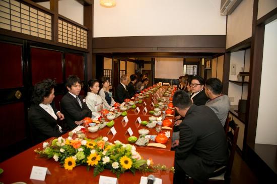 富山市内の食事会プランは松月も人気!!