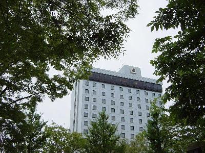 富山第一ホテルは市内のフラッグシップホテル。味よし、品よし、筋よしだ。