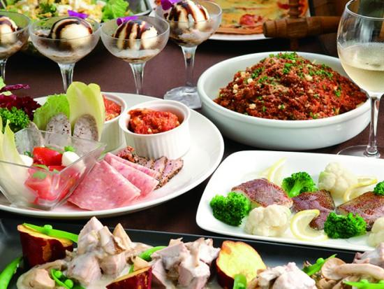 会費制にも祝儀制にもお料理も対応可能。