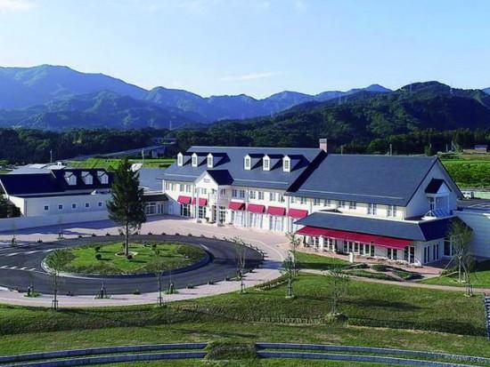 桜ヶ池クアガーデンは南砺のNo1リゾートホテル。