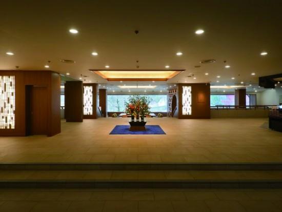 宇奈月杉ノ井ホテルは温泉よし、お食事よし、宴会よしの大型施設。おもてなしが秀逸だ。
